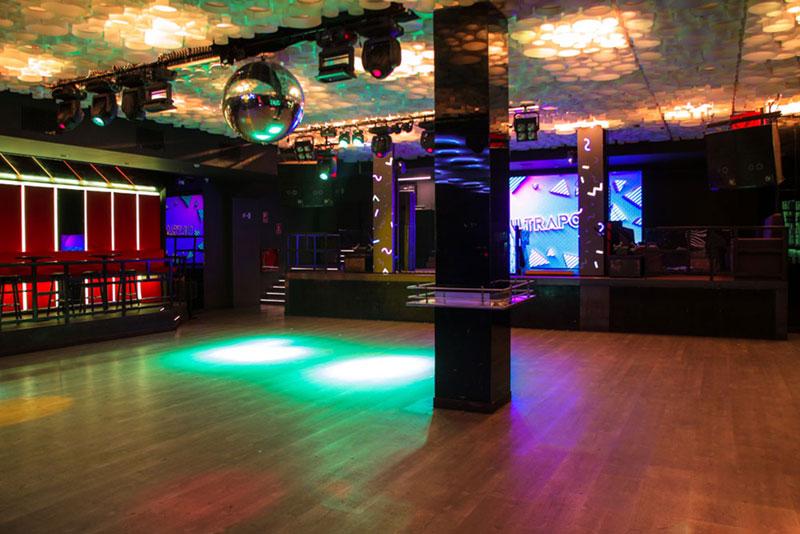 Sala Safari Disco Club Barcelona