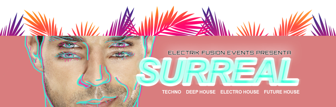 surreal safari disco club barcelona header