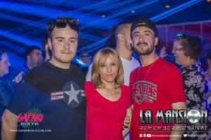 Foto de La mansion remember festiva Barcelona 12 de mayo 2017